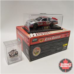 Revell Collection - Kevin Harvick 2001 Chevrolet Monte Carlo #29 GM Goodwrench Looney Tunes (1/24th
