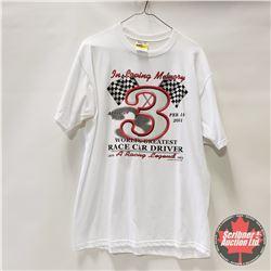 Dale Earnhardt Jr. T-Shirt (Size L)