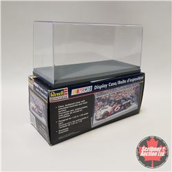 CHOICE OF 6: Revell Nascar Display Case (1/24th or 1/25th Scale)