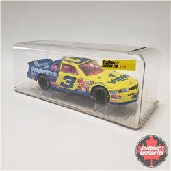 Dale Earnhardt - Chevrolet Monte Carlo #3 DE Wrangler (1/24th Scale Nascar Stock Car in Display Case