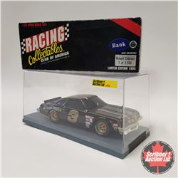 Richard Childress #3 Black Gold Bank (1/24th Scale Stock Car with Display Case)