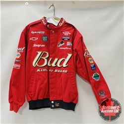 Nascar Fan Coat (Chase Authentics) Dale Earnhardt - Budweiser (Size M)