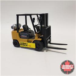 Caterpillar Forklift (Scale ?)