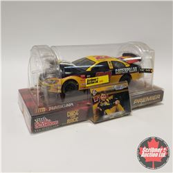 Stock Car Racing Champions #22 Ward Burton 2003 Dodge  Caterpillar  (1/24 Scale)