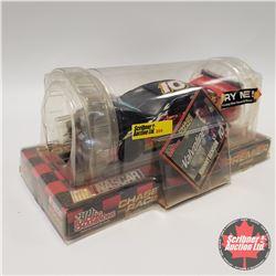 "Stock Car Racing Champions #10 Johnny Benson 2002 Pontiac Grande Prix ""Valvoline Max Life"" (1/24 Sca"