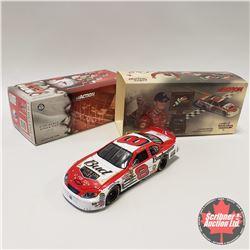 "Action Racing Collectibles - Stock Car #8 Dale Earnhardt Jr. 2004 Chevrolet Monte Carlo ""Budweiser"""