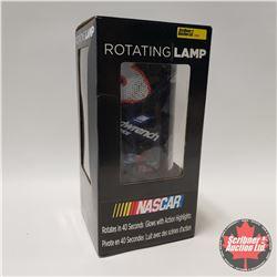 "Nascar Rotating Lamp ""Dale Earnhardt"" Car"