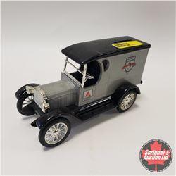Truck Bank 1923 Chevrolet Delivery Van  Gleaner