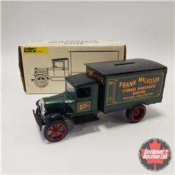"""Truck Bank 1931 Hawkeye """"Frank Malatesta"""""""