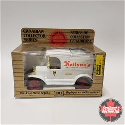 """Truck Bank 1913 Model T Neilson's """"Canadian Collector Series"""""""