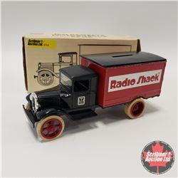 """Truck Bank 1931 Hawkeye """"Radio Shack"""""""