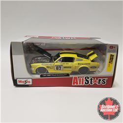 Maisto: Race Car 1967 Ford Mustang GT (1/24 Scale)