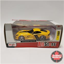 Maisto: Race Car 2013 SRT Viper GTS (1/24 Scale)