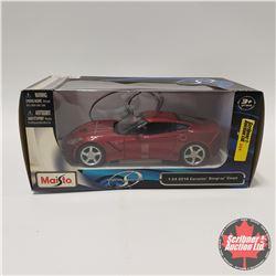 Maisto: 2014 Corvette Stingray (1/24 Scale)