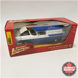 Johnny Lightning 1957 Ford Courier Delivery Sedan (1/24 Scale)
