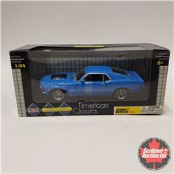 Motormax 1970 Mustang Boss 429 (1/24 Scale)