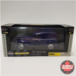 Motormax 1940 Ford Sedan Delivery (1/24 Scale)