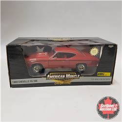American Muscle 1969 Chevelle SS 396 (1/18 Scale)