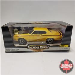 American Muscle 1970 Buick GSX (1/18 Scale)