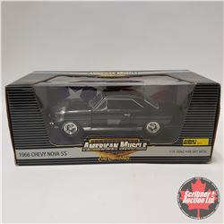 American Muscle 1966 Chevy Nova SS (1/18 Scale)