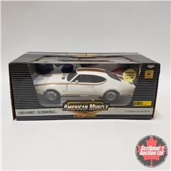 American Muscle 1969 Hurst Oldsmobile (1/18 Scale)