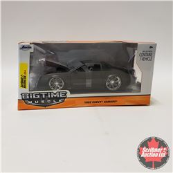"Jada ""Big Time Muscle"" 1985 Chev Camaro Z28 (1/24 Scale)"