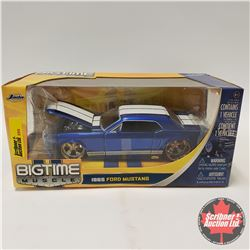 Jada  Big Time Muscle  1965 Ford Mustang (1/24 Scale)