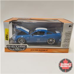 "Jada ""Big Time Muscle"" 2010 Ford Mustang GT (1/24 Scale)"