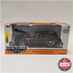 "Jada ""Big Time Muscle"" 1970 Ford Mustang Boss 429 (1/24 Scale)"