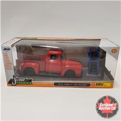 """Jada """"Just Trucks"""" 1956 F100 Pickup (1/24 Scale)"""