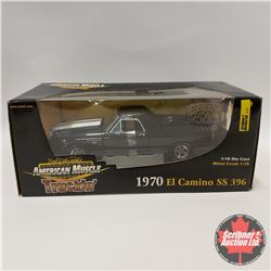 American Muscle 1970 El Camino SS396 (1/18 Scale)