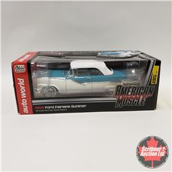 American Muscle 1956 Ford Fairlane Sunliner (1/18 Scale)