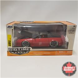 "Jada ""Big Time Muscle"" 1985 Chev Camaro (1/24 Scale)"