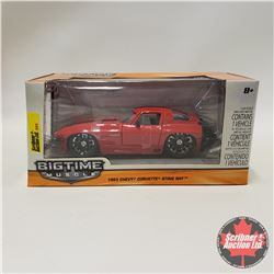 "Jada ""Big Time Muscle"" 1963 Corvette Stingray (1/24 Scale)"