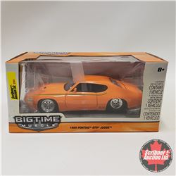 "Jada ""Big Time Muscle"" 1969 GTO Judge (1/24 Scale)"