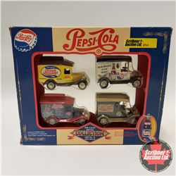 Pepsi Cola Collector Trucks