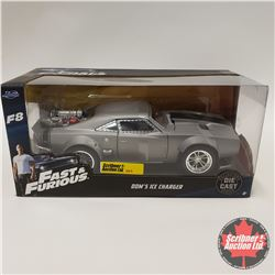 Fast & Furious Dom's Ice Charger (1/24 Scale)