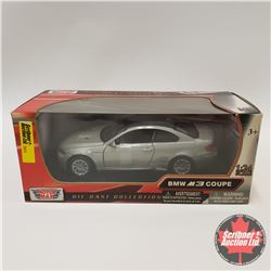 Motormax BMW M3 Coup (1/24 Scale)