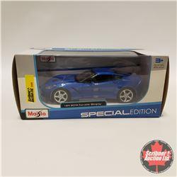 """Maisto """"Special Edition"""" 2014 Corvette Stingray (1/24 Scale)"""