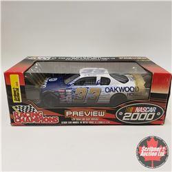 Racing Champions #66 Joe Nemechek Stock Car 2000 Chev Monte Carlo (1/24 Scale)