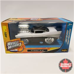 CHOICE OF 4: Maisto Muscle Machines Garage : 1957 Chevrolet
