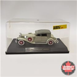 CHOICE of 6 - Cars in Display Case (9x4x4): 1932 Chrysler LeBaron
