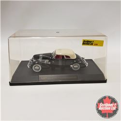 CHOICE of 6 - Cars in Display Case (9x4x4): 1937 Cord 812 Super Charged
