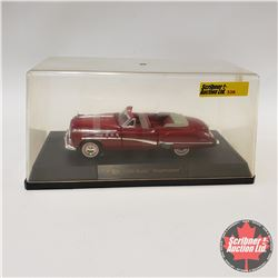CHOICE of 6 - Cars in Display Case (9x4x4): 1949 Buick Roadmaster