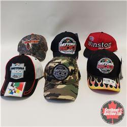 Tray Lot : Variety of Hats (6)