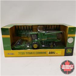 John Deere 7720 Titan II Combine (1/64th Scale)