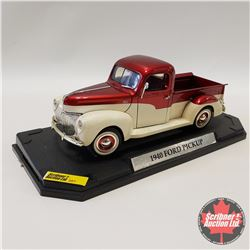 "Motor Max 1940 Ford Pick Up ""American Graffiti"" (1/18th Scale)"