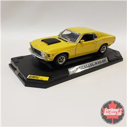 Motor Max 1970 Mustang Boss 429  American Graffiti  (1/18th Scale)