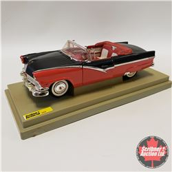 1956 Ford Fairlane Sunliner (1/18th Scale)