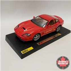Maisto 1996 Ferrari 550 Maranello (1/18th Scale)
